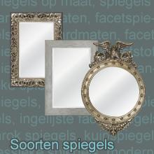soorten spiegels